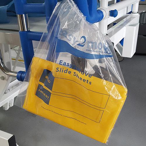 Easy2Move SPU Slide Sheets - Yellow