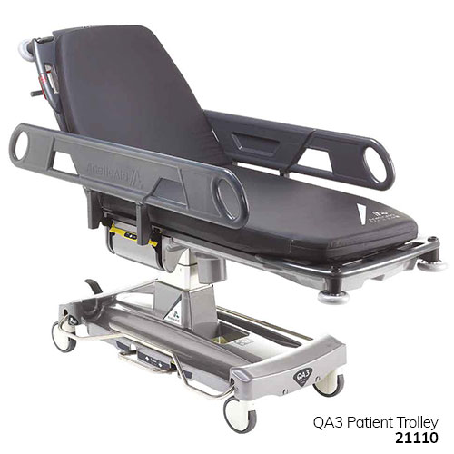QA3 Patient Trolley Systems