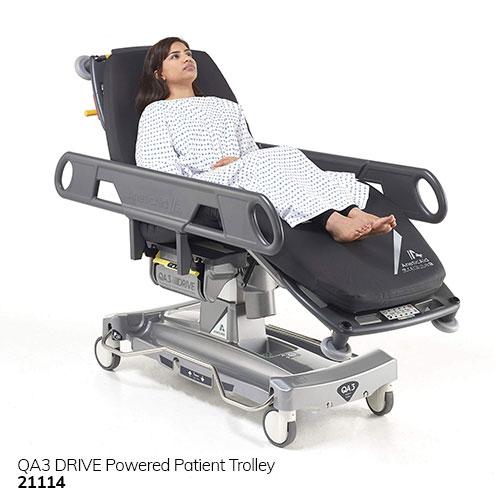 QA4 Surgery Trolley Systems
