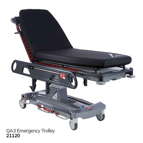 QA3 Emergency Trolley Systems