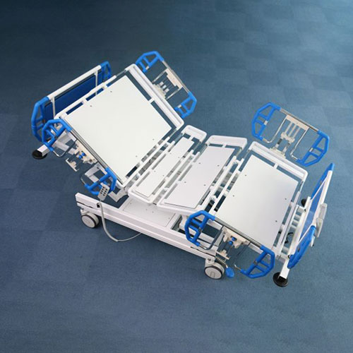 Bariatric Acute Expandable Bed
