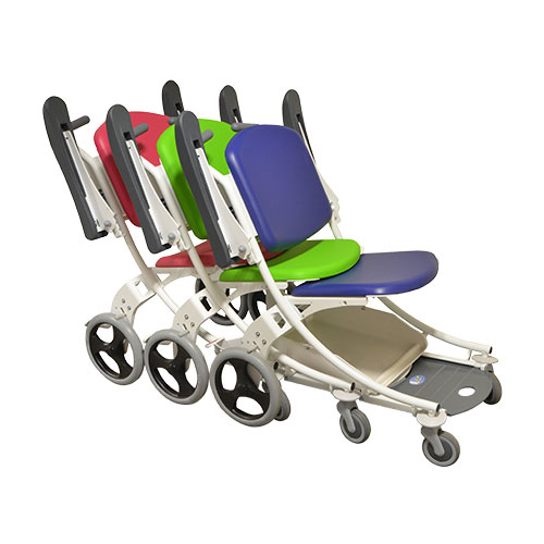 I-MOVE Patient Transport Chair (Stackable)