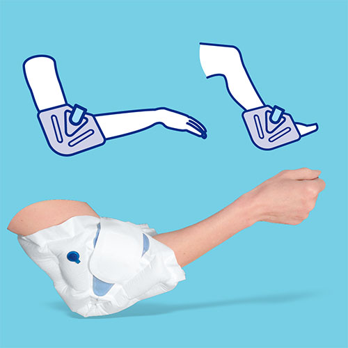 Levabo All Up - Elbow & Heel