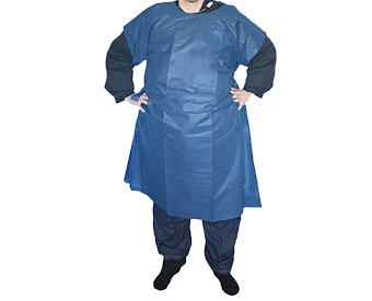 Bariatric Patient Gown with Sleeves