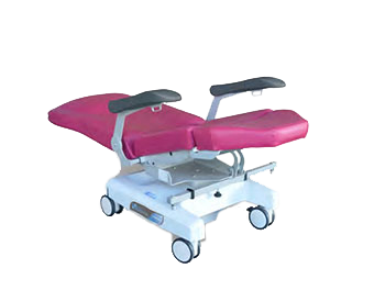 Carexia FP Treatment Chair - Fixed Height, Adj Backrest
