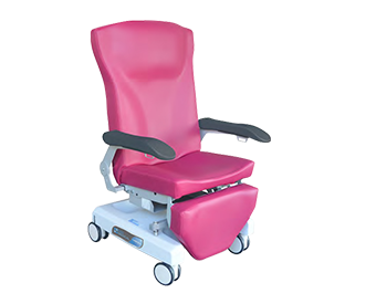 Carexia FPE Treatment Chair - Electric Back And Leg Rest
