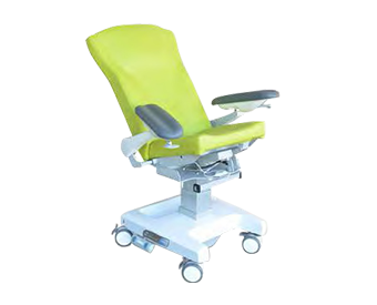 Carexia FPV Treatment Chair - Electric Height