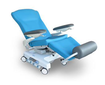 Carexia FPVE Treatment Chair - All Electric Variable
