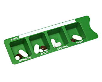 Henro-Tek Pill Dispenser