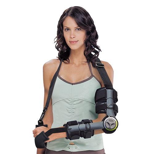 Conwell Adjustable Length ROM Elbow Brace