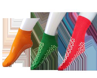 SafeSox Slip-Resistant Socks Range