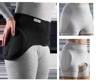SAFEHIP Hip Protector Range