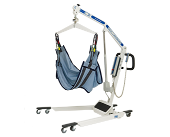 Bariatric Lifter with Scales