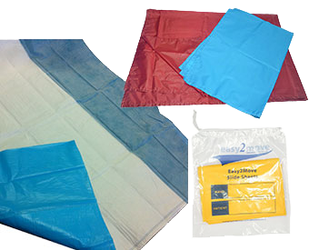 Range of Cover Sheets