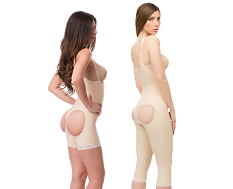 Isavela Buttock Enhancing Girdles
