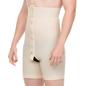 Male Abdominal Girdle - Mid-Thigh