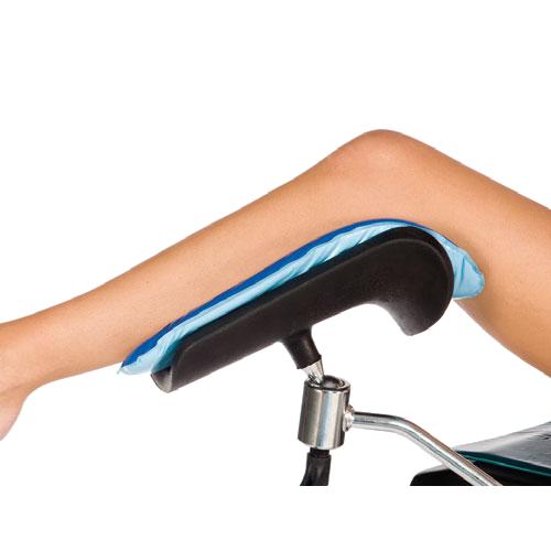 Azure Crutch Pads