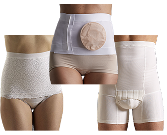 Ostomy/Hernia Support - Maximum