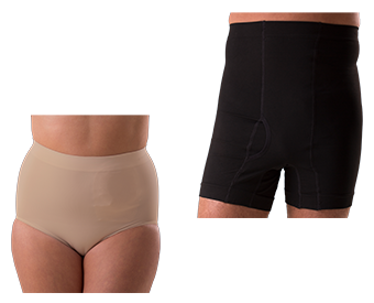 Ostomy/Hernia Support - Medium