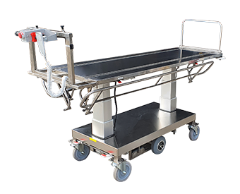 Helipad Retrieval Trolley